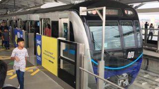 【画像】インドネシアに初めて地下鉄ができた結果 →