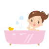 【画像】美人JD「弟たちが一緒にお風呂入ってくれないの…💕」→意味が解ると××な話にw