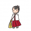 【画像】ビレバン「童貞をコロス巫女衣装!」←100万いいね!