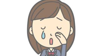 【画像】女子高生さん、スーパーでお漏らししてしまう