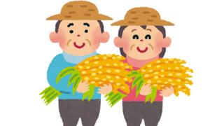 【画像】農家さん、機械を止め忘れ道路に延々田植えをしてしまう… これがほんとの植松ってか?w
