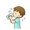 【注意】 試合後に冷たい水を飲んだサッカー選手が死亡