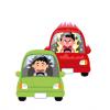 【ナイスアシスト】煽り運転で覆面に捕まる車カスをご覧ください →GIfと動画