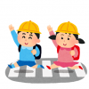 【違反だよ?】車カス、子供が横断歩道に立っていても止まらない