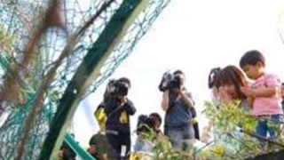 【大津事故】現場に大量の献花とお供え物 歩道が埋め尽くされ危険な状態に →画像