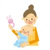 【画像】馬鹿には見えない服を着た子育てママさん →