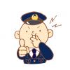 警官「あの男スーツが似合ってない…妙だな」→→→