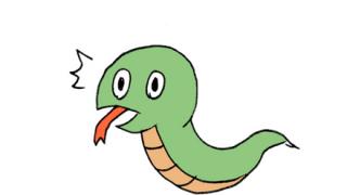 【世界初】オーストラリアで『3つの目』を持つヘビが発見される →画像