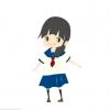 【流行悲報】最近の女子高生、靴下が短すぎる →画像