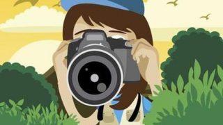 【カッコイイ!】カナダ人写真家を「にらみつける」ハクトウワシの写真が世界中で拡散され話題に