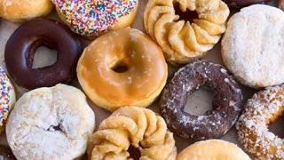 【閲覧注意】ミスドの『新ドーナツ』が完全にアレ →画像