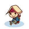 【画像】こういう如何にも『先祖代々田植え』してたような『農耕民族体型』の女 →