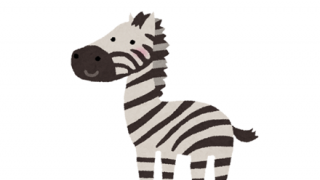 【難問】富士サファリパークの『シマウマクイズ』がまるでトリックアートと話題に