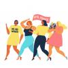 【理由】フェミ女性がフェミニズム卒業宣言 その『きっかけ』に一同涙が止まらない...