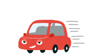 【画像】車にこのステッカー貼ったら煽られなくなってワロタwwwwwww