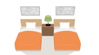 【悲報】JDさん、ビジネスホテルのベッドで遊んでしまう