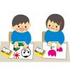 【画像】スーパーに掲示されていた5歳児の絵が怖いと話題