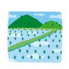 【画像】雨あがりの『水田』が異次元の美しさに 鳥取に「ウユニ塩湖」があった!?