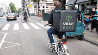 【出前】話題の「UberEats」で半年間で稼いだ額 →