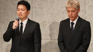 「松本 動きます」 宮迫さん田村亮さん謝罪会見後に本社へ。