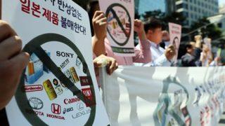 韓国人「不買運動のため日本ブランドのリスト作ったぞ」→「これ脱日本ムリじゃん・・・」