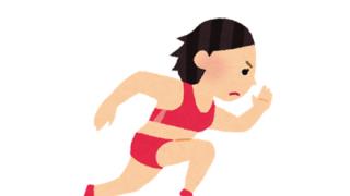 【怪しい…】中国の女子陸上選手、どう見ても男だと話題に →画像