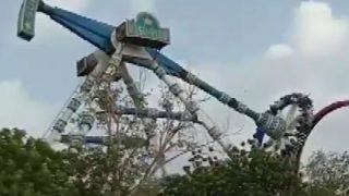 【大惨事】インド『絶叫マシン落下事故』TVで放送できなかった現場の様子 →