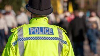 【画像】イギリス警察、もうメチャクチャ……