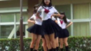 【画像】最近の女子高生、とんでもない下着を履いていた