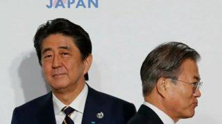 【一歩前進】日本政府、韓国を「安全保障上の友好国」から事実上除外