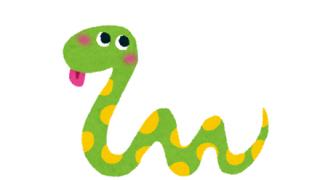 【決定的瞬間】ヘビがオナラをする瞬間を捉えた動画が話題
