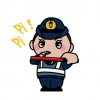 【悲報】警察官さん交通整理ミスって女児死亡 運転していた88歳を書類送検
