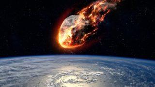 【人類滅亡ギリ回避】通り過ぎた巨大隕石のルートがヤバすぎるwwwwww