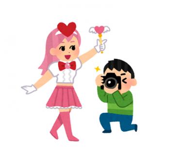 【悲報】コスプレイヤーさん、イベントが終わり素に戻ってしまう →画像