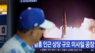 【驚愕】韓国が北朝鮮に弾道ミサイル供与か