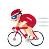 【新記録】何か腑に落ちない『自転車の短距離世界最速記録』がこちら →