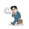 【代償】酔っ払い正義マン vs. 喫煙カス