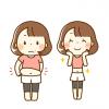 【頑張った】顔が陰キャすぎる女子 ダイエットして美少女に化ける →動画像