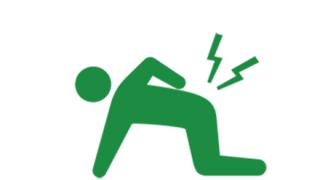 【痛怖】背 骨 が 折 れ た 結 果 →