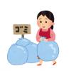 【眼福】朝 ノ ー ブ ラ で ゴ ミ 出 し す る 女