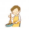 【画像】ニートぼくが50円で作ったご飯wwwwww