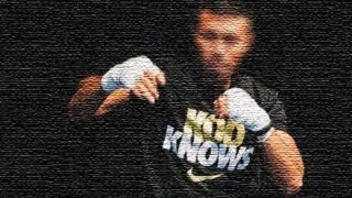【GIF】ボクサーのシャドーボクシングが速すぎるwwwww