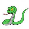 【衝撃】ヘビの丸呑み凄すぎワロタ…器用すぎんだろ