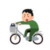 【動画】小学生が自転車で高所からダイブ