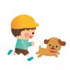 【戦死】ピットブルの子犬、子ども2人を守って死ぬ