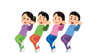 【揺れる…】女子高生のダンス動画、40万回再生されてしまうwwwwww