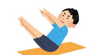 【画像】ワイ、体幹ばっかり鍛えた結果ww