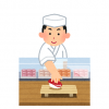 【性差別】女さん「なんで女性が寿司を握っちゃいけないの?」※動画アリ※