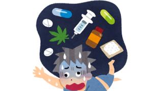 【衝撃】テレビ「薬物摂取したらこんな恐ろしいことになるぞ!いいのか!?」→画像