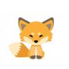 【画像】めちゃめちゃ悲しそうなキツネさんが見つかる